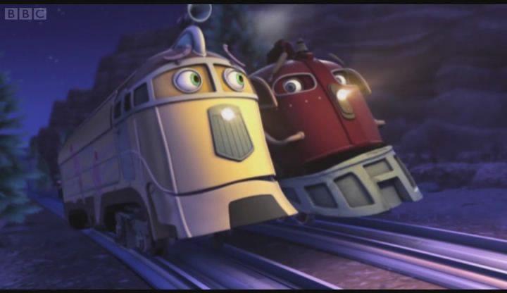 Чаггингтон: веселые паровозики сезон 1,2,3,4,5 (2008) смотреть.