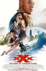 Три икса: Мировое господство / xXx: The Return of Xander Cage (2017)