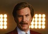 Сцена из фильма Телеведущий: И снова здравствуйте / Anchorman: The Legend Continues (2013)