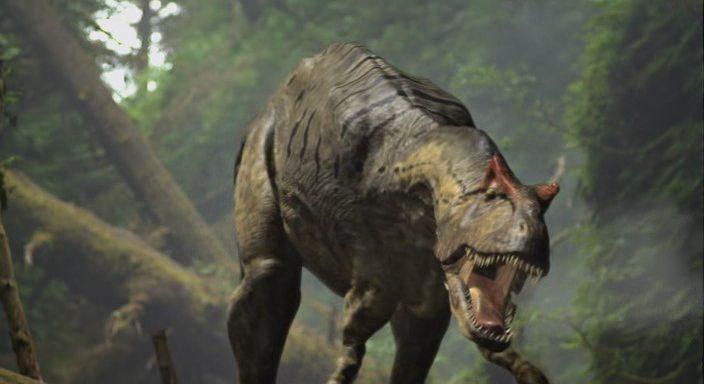 Смотреть BBC: Прогулки с динозаврами (1999) в хорошем