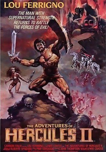 Геркулес 2 (1985) смотреть онлайн или скачать фильм через торрент.