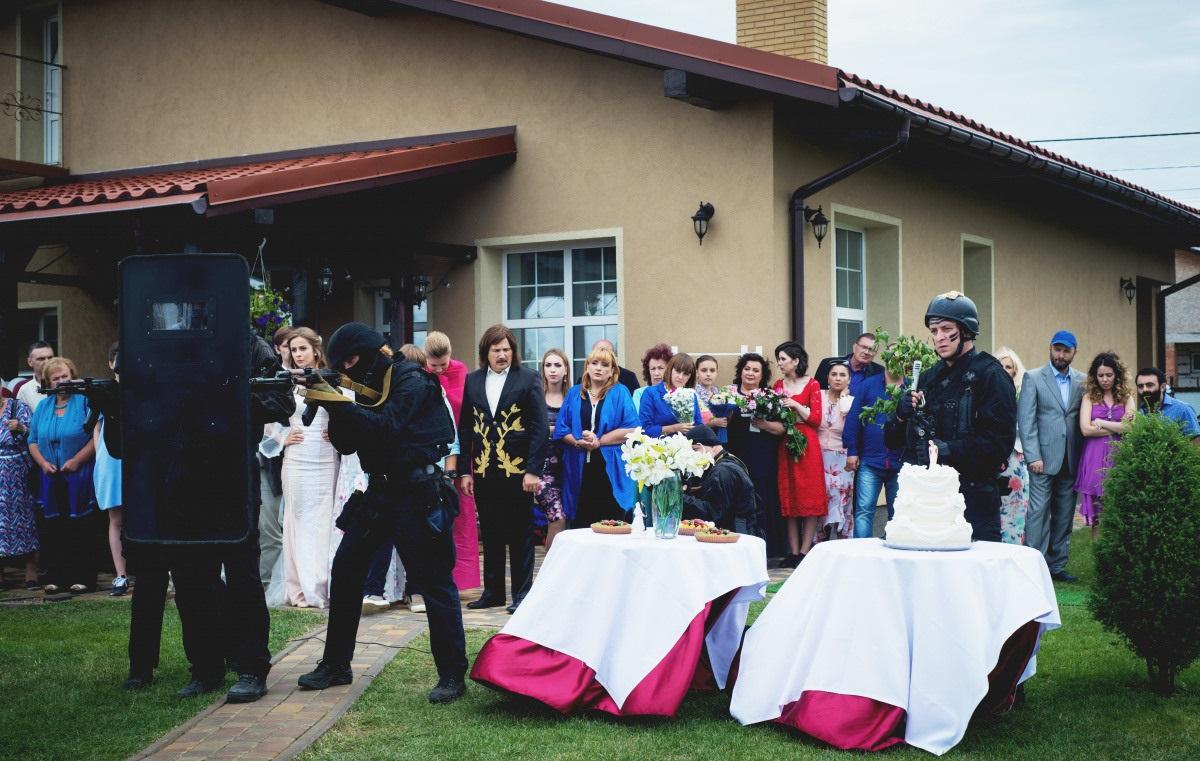 Безумная свадьба (2014) – смотреть видео онлайн в Моем ...