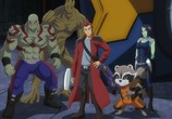 Сцена из фильма Мстители: Дисковые войны / Marvel Disk Wars: The Avengers (2014) Мстители: Дисковые войны сцена 10