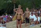Сцена из фильма Голубая волна / Blue Crush (2002) Голубая волна сцена 3