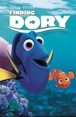 В Поисках Дори: Дополнительные материалы  / Finding Dory: Bonuces (2016)