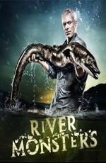 Discovery: Animal Planet: Речные монстры. Ужас Аляски