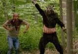 Сцена из фильма Неоновый Джо - Охотник на оборотней / Neon Joe, Werewolf Hunter (2015)