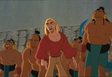 Сцена из фильма Дорога на Эльдорадо / The Road to El Dorado (2000)