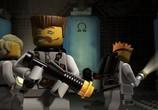Сцена из фильма Лего: Приключения Клатча Пауэрса / Lego: The Adventures of Clutch Powers (2010) Лего: Приключения Клатча Пауэрса сцена 4