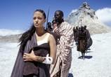 Сцена из фильма Лара Крофт: Расхитительница гробниц 2 - Колыбель жизни  / Lara Croft Tomb Raider: The Cradle of Life (2003) Лара Крофт - Расхитительница гробниц: Колыбель жизни