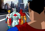 Мультфильм Супермен. Бэтмен: Враги общества / Superman. Batman: Public Enemies (2009) - cцена 1
