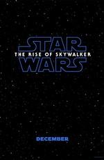 Звёздные Войны: Скайуокер. Восход / Star Wars: The Rise of Skywalker (2019)