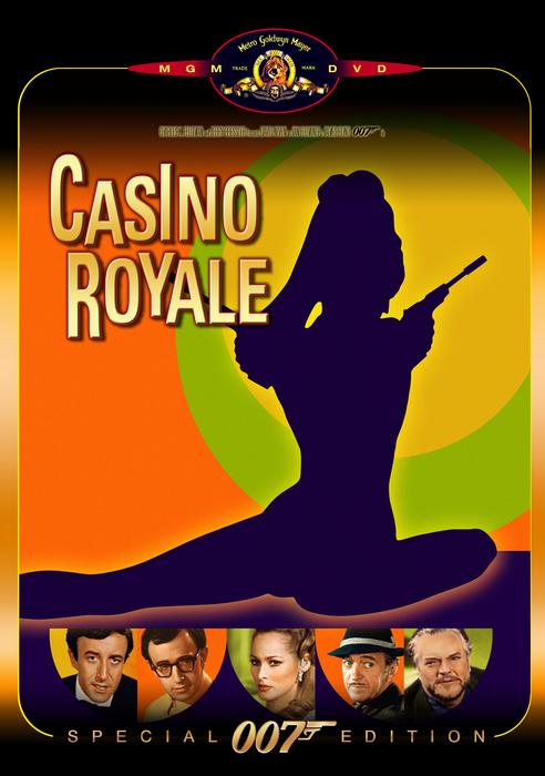 саундтрек к джеймсу бонду казино рояль