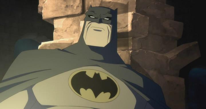 Бэтмен возвращение темного рыцаря скачать часть 2.