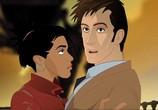 Мультфильм Доктор Кто: Путешествие в бесконечность / Doctor Who - The Infinite Quest (2007) - cцена 3
