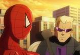 Сцена из фильма Мстители: Дисковые войны / Marvel Disk Wars: The Avengers (2014) Мстители: Дисковые войны сцена 2