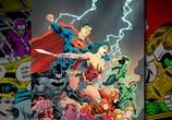 ТВ Лига Справедливости: Дополнительные материалы / Justice League: Bonuces (2017) - cцена 6