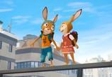 Мультфильм Заячья школа / Rabbit school (2017) - cцена 1