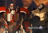Сцена из фильма Трансформеры: Прайм / Transformers Prime (2010)