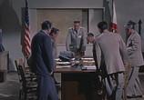 Сцена из фильма Грозная красная планета / The Angry Red Planet (1959) Грозная красная планета сцена 1