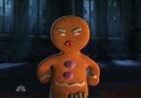 Сцена из фильма Шрэк: Хэллоуин / Scared Shrekless (2010)