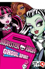 Школа монстров / Monster High: New Ghoul at School  (2010)