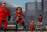 Сцена из фильма Суперсемейка 2 / Incredibles 2 (2018)